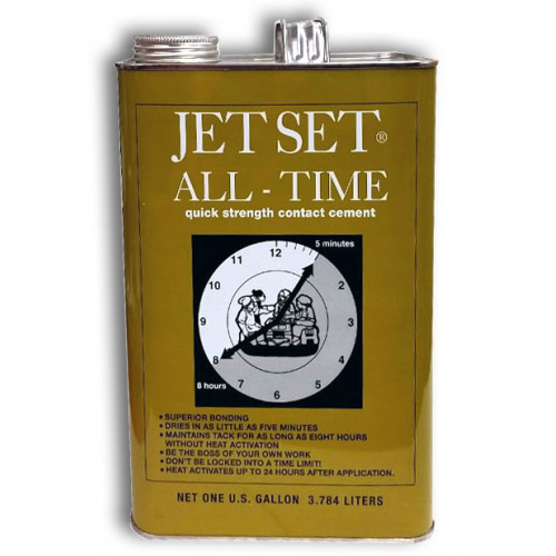 Jet Set Cement - All Time