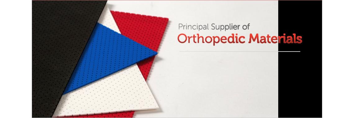 Principal Supplier of Orthopedic Materials